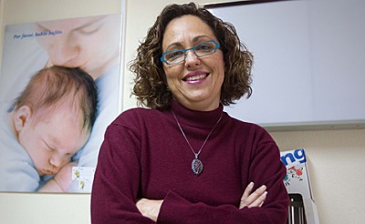 Maite Hernández. Foto: Benito Pajares