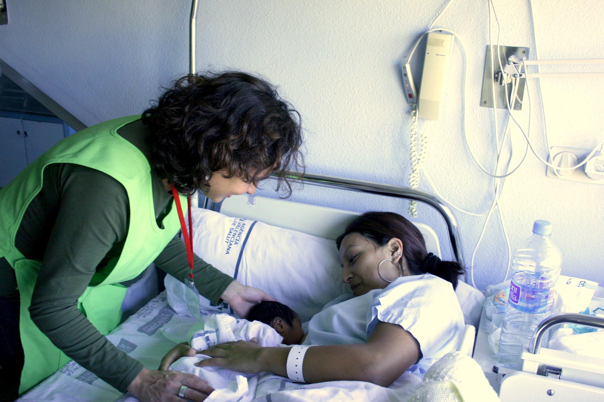 Amamanta carta de agradecimiento a las voluntarias de - Hospital nueva fe valencia ...