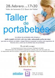 taller portabebés 28-02-2012