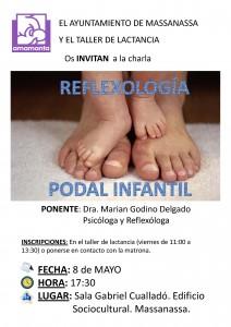 CHARLA reflexología massanasa