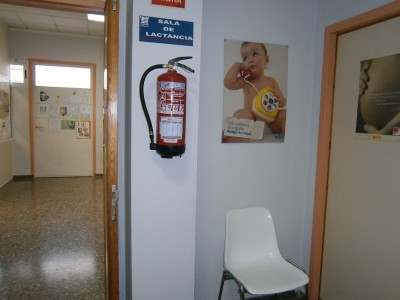 sala lactancia benimamet