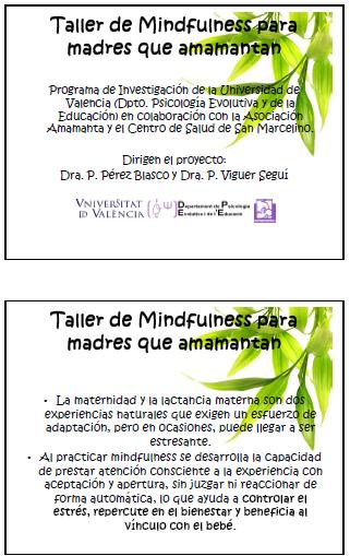 Mindfullness 1
