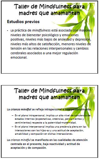 Mindfullness 2