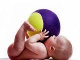 Paterna bebe pelota