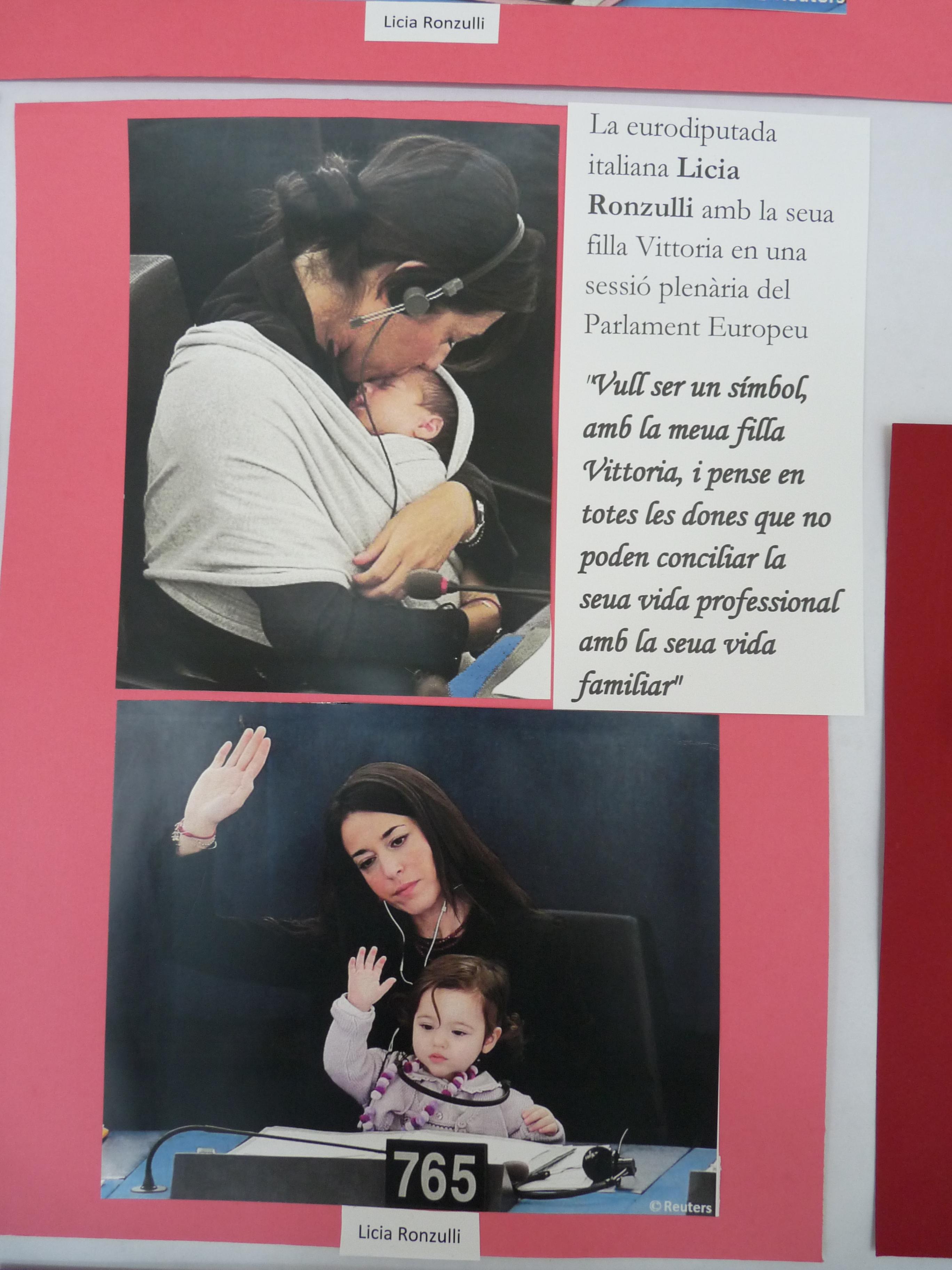 Exposición Maternidad y Trabaj