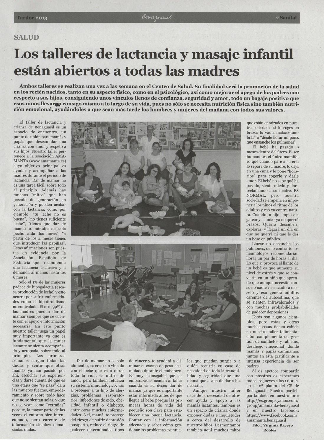 Benaguasil Periodico