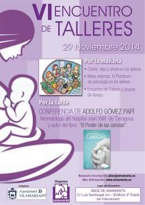Cartel VI Encuentro