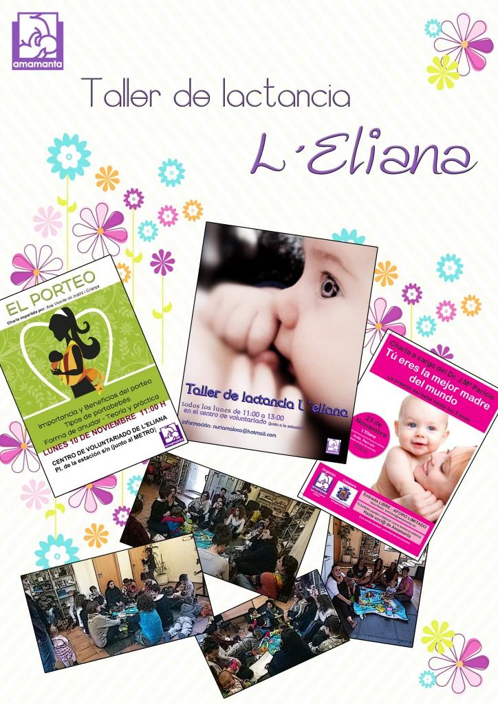 Cartel L'Eliana