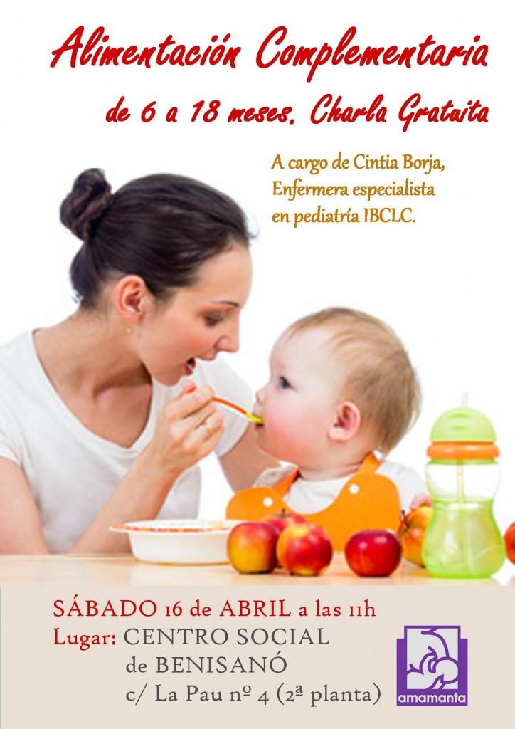 CHARLA-alimentacionComplementaria
